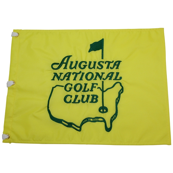 Augusta National Golf Club Members Embroidered Flag