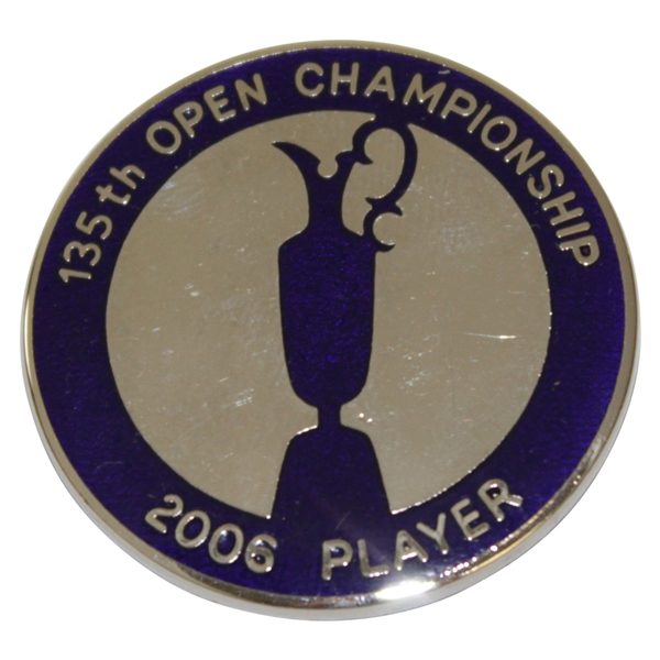Todd Hamilton's 2006 OPEN Championship at Royal Liverpool Contestant Badge