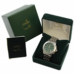 2007 Masters Tournament Ltd Ed Official Stainless Steel Watch in Original Box #0744/1000
