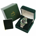 2005 Masters Tournament Ltd Ed Official Stainless Steel Watch in Original Box #0059/1000