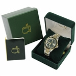 2006 Masters Tournament Ltd Ed Official Stainless Steel Watch in Original Box #0293/1000