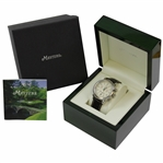 2013 Masters Tournament Ltd Ed Official Stainless Steel Watch in Original Emerald Box #097/750