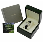 2013 Masters Tournament Ltd Ed Official SS Ladies Mother of Pearl Medium Watch in Original Emerald Box #256/400