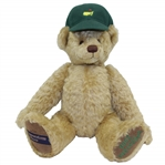 2006 Masters Tournament Ltd Ed Cooperstown Bear with Golf Club #14/100