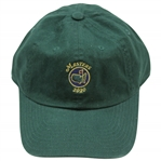 2020 Masters Tournament Circle Logo Patch Green Hat