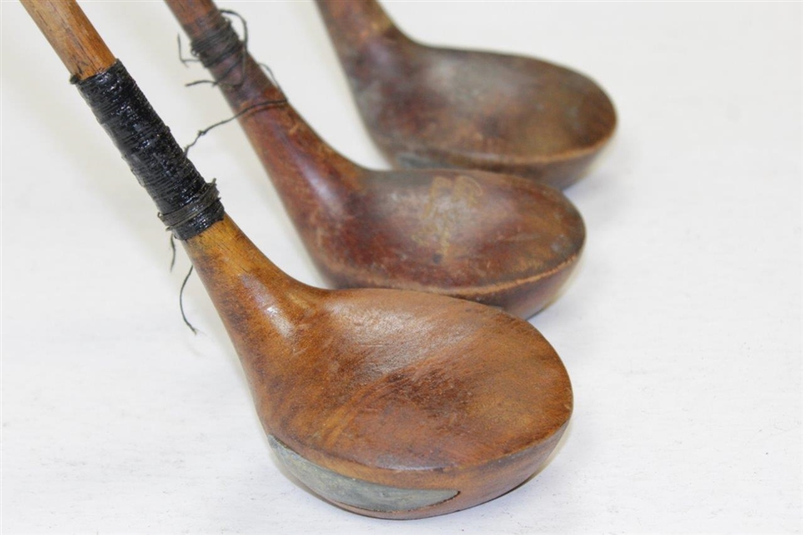 Set of Three Classic Woods (8)