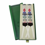 Masters Touranment Limited Edition Ticket/Badge Themed Suspenders