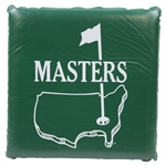 Masters Tournament Logo Green with White Lettering Flat Seat Cushion