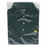 Masters Tournament Staff Tech Shirt With Staff Embroidered On The Sleeve New - Size Large