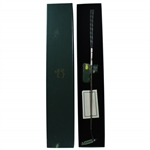 2009 Augusta National Golf Club Masters CNC Milled Ltd Ed #26/500 Putter in Original Box with Headcover & Certificate