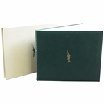 The Spirit Of Golf By Ray Ellis & Ben Wright 1992 limited edition book #816 in slipcase