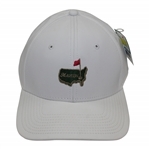 Masters Tournament Masters Patch Logo White Structured Hat