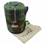 Masters Mortin Dungman Luxury Throw Blanket with Bag