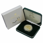 2014 Masters Ltd Ed Commemorative Coin Featuring Eisenhower Tree #347/350 in Original Box
