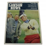 Jack Nicklaus on Cover of 1967 The Illustrated London News Magazine - July