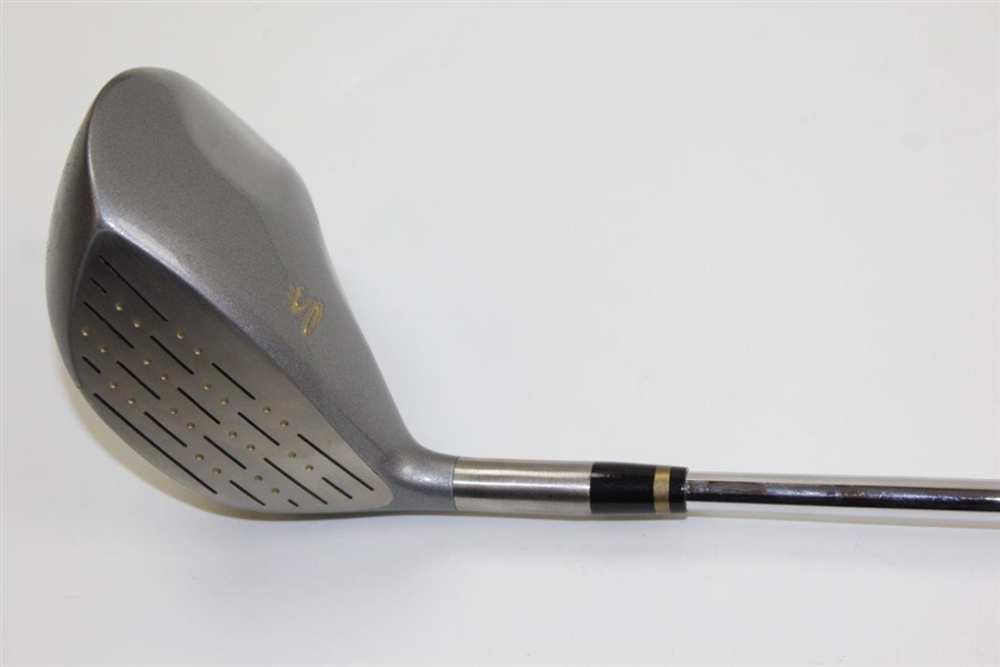 Seldom Seen Tiger Woods Stamped Signature King Cobra 1997 Driver with Original Box
