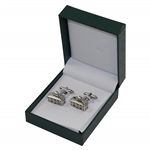 Masters Tournament Clubhouse Cuff Links in Box - Very Nice