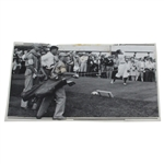 Bobby Jones & Johnny Farrell June 24, 1928 Original Photo