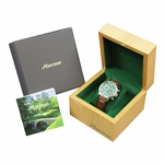 2021 Masters Tournament Ltd Ed Commemorative Watch in Box - Out of 350