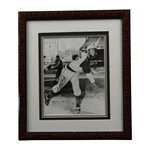 "Satchel Paige Signed Photo - Beckett Graded ""10"" - One Of The Greatest Pitchers Of All Time Rare ""10"" #A17636"