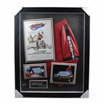 Burt Reynolds Signed Smokey & The Bandit Deluxe Framed Display