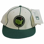 1997 Masters Tournament Circle Vintage Patch American Needle Fitted Hat - 7 1/2 Unused