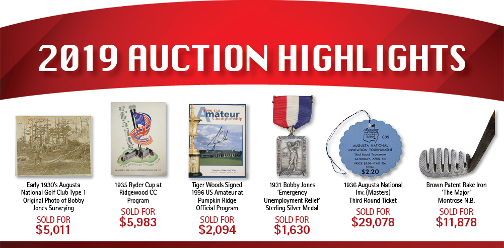 Auction Highlights